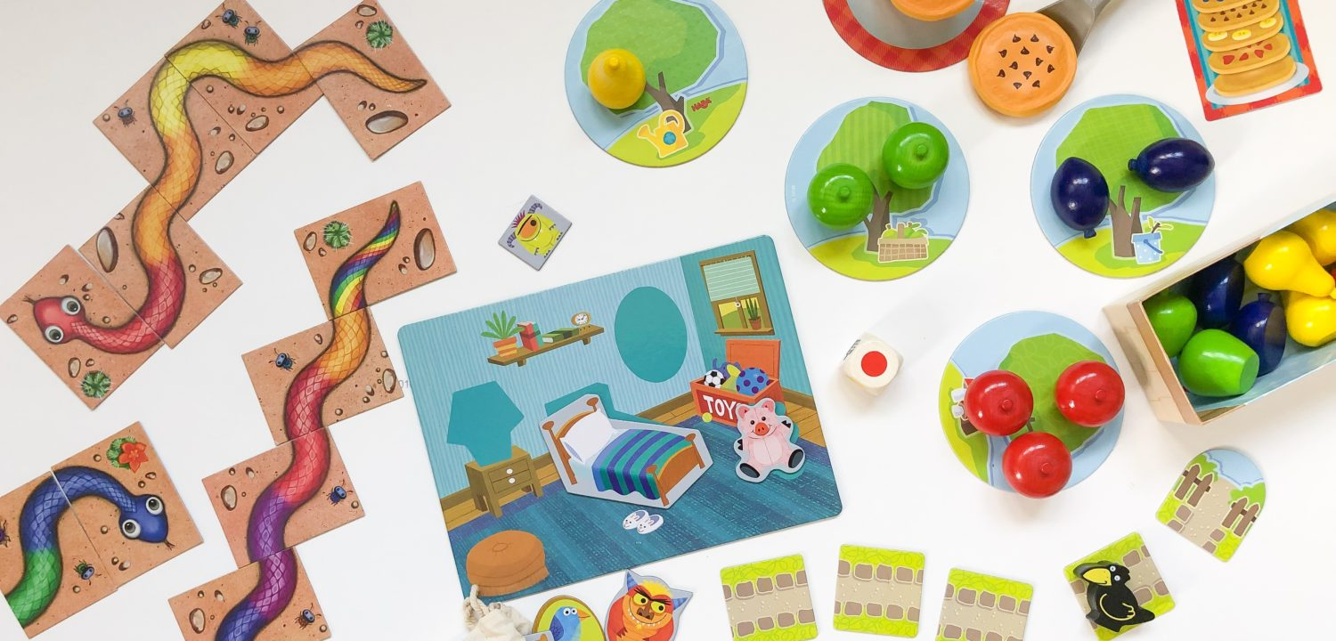 8 Great Board Games For Toddlers The Tabletop Family