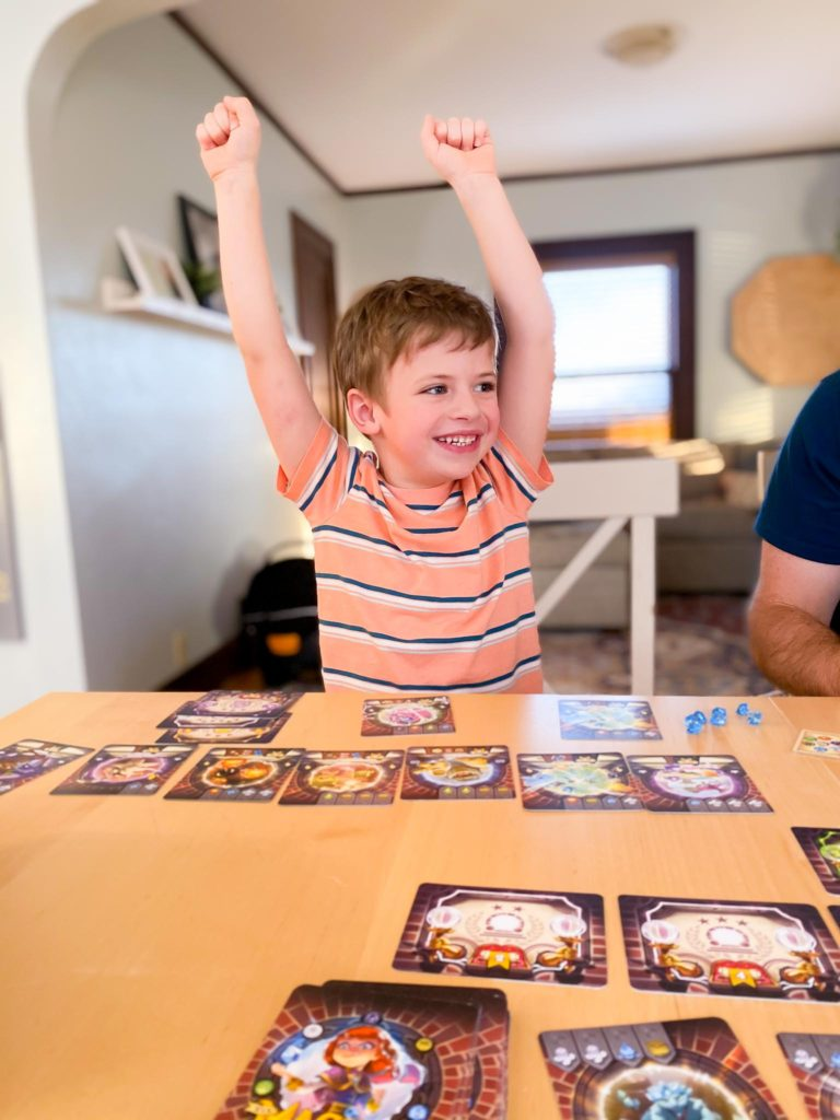 Rise of Via Magica - Tabletop Family Review image